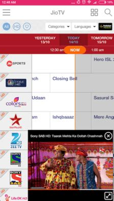 Top 7 Free Indian Live TV Apps for Android to Watch Live