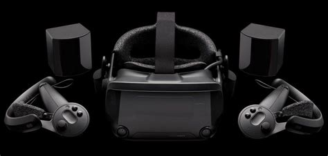 The complete Valve Index VR kit is back in stock in the US