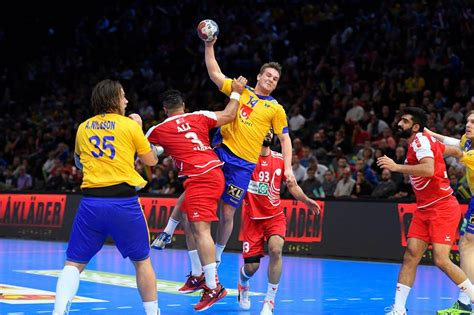 Swedish team ready for a EHF EURO 2018 warm-up against
