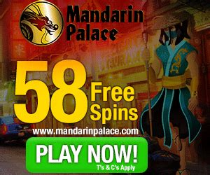 Mandarin Palace Online Casino Chinese New Year Special