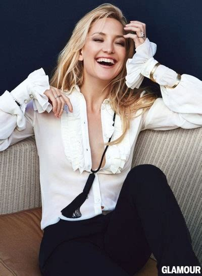 Kate Hudson's Glamour April Issue Photo-Shoot   Glamour