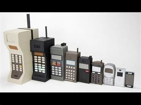 1980s Mobile Phone Commercial! - YouTube