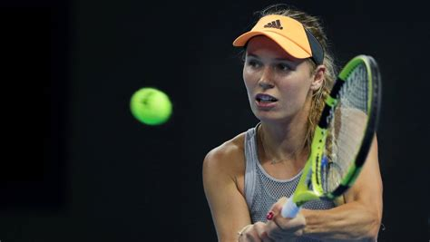 Next year could be final chance to see Caroline Wozniacki