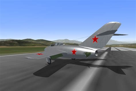 All-Aircraft-Simulations • View topic - WIP MIG 15 For VSF
