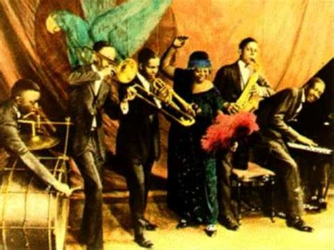 Louis Armstrong & Ma Rainey (See See Rider Blues, 1924