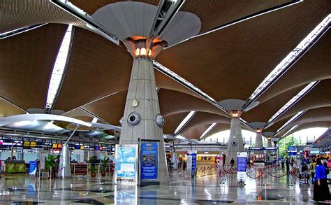 KLIA Falls 10 Places In Latest Ranking For World's Top 100