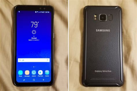 Galaxy S8 Active Specs Detailed in Leaked Slides – Droid Life