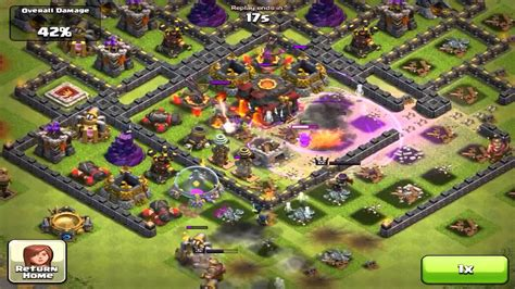 CLASH OF CLANS - best Belgian players LIVE ! - YouTube