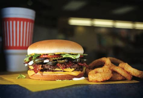 The top 10 fast food burgers in America | Business Insider