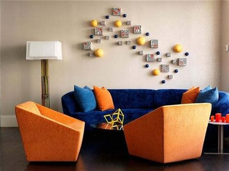 20 Living Room Designs With Split Complimentary Colors