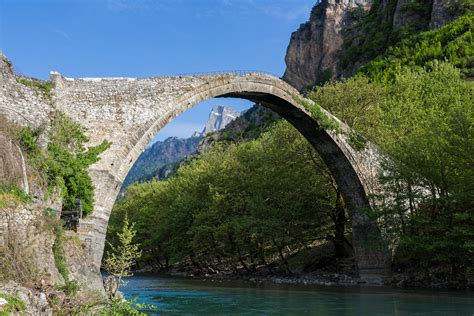 Spend Time in Nature in Epirus in Northern Greece