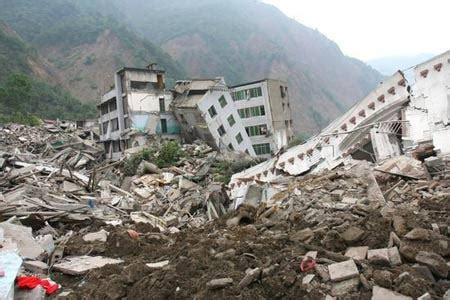 CHINA Six months after Sichuan earthquake: tent villages