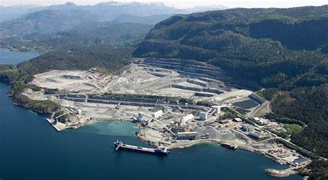 Norsk Stein's Jelsa quarry saves 500 MWh per year thanks