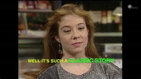 In 1985, Megan Follows knew Anne of Green Gables would