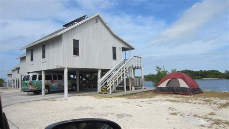 Sleeps Two: The Four State Park Campgrounds - Florida Keys