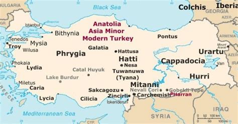 Anatolia and its Early Ancient Cultures: Phrygia, Hatti