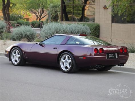 eBay Find: Rare C4 Corvette ZR1 with Only 16K Miles
