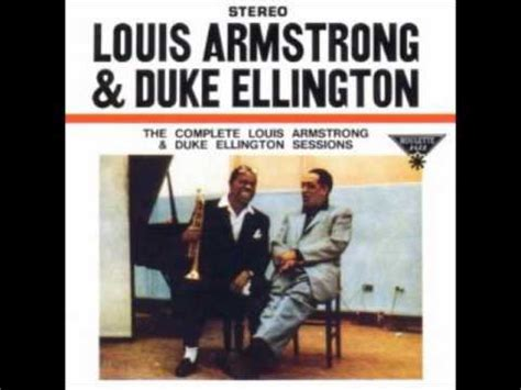 Just Squeeze Me- Duke Ellingon, Louis Armstrong - YouTube