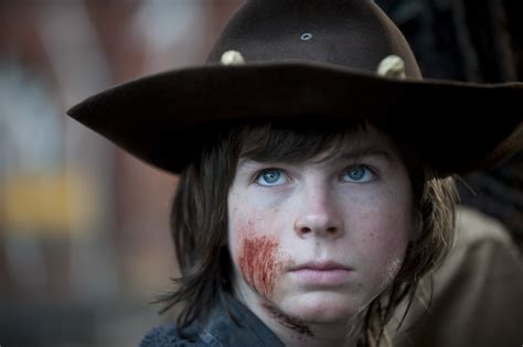 Chandler Riggs Answers Fan Questions About Season Five