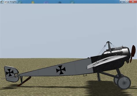 All-Aircraft-Simulations • View topic - CK's Pfalz E1 WIP