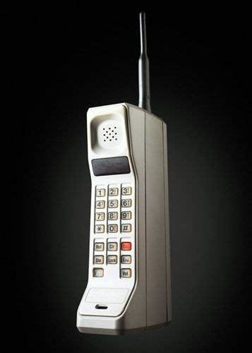 The first mobile phone call was placed 40 years ago today