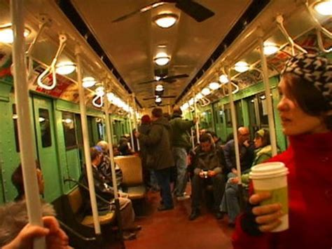Old-Timey Subway Cars on the MTA - YouTube