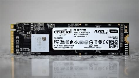 Crucial P1 NVMe SSD Review (1TB) – Surprisingly Great SSD