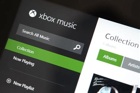 Microsoft launches web-based Xbox Music, available for