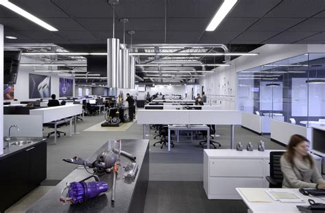 Inside Dyson's Customer Support Center Offices - Office