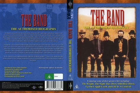 The Band: The Authorized Biography