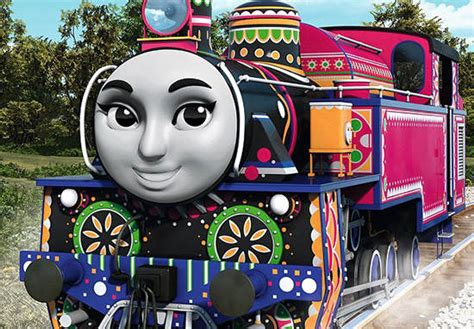 Daily Mail Readers In Meltdown Over 'Multicultural Thomas