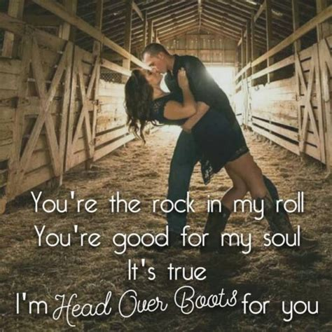 14 Country Love Song Quotes   QuotesHumor