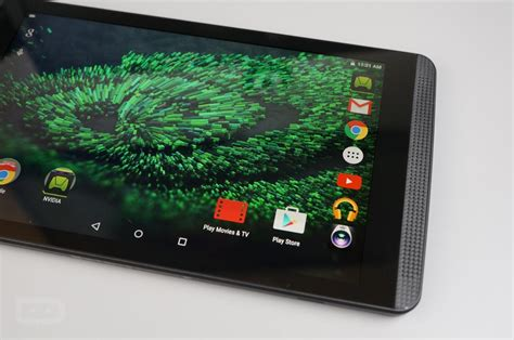 NVIDIA SHIELD Tablet, Tablet K1 Updated With Security