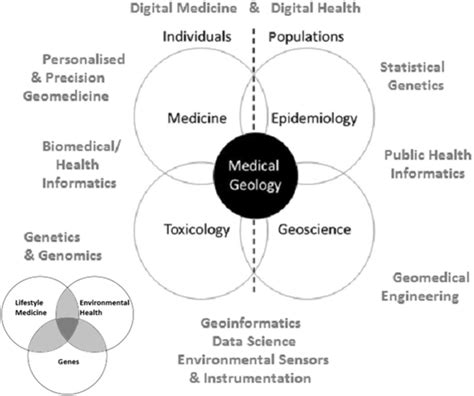 On the road to personalised and precision geomedicine