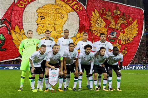 Spartak Moscow 1-1 Liverpool: Player Ratings - Liverpool