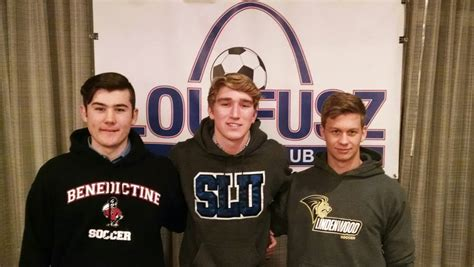 Lou Fusz College Signing Event - Soccer STL