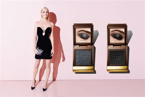 When fashion meets the eye with Tom Ford's new eyeshadows