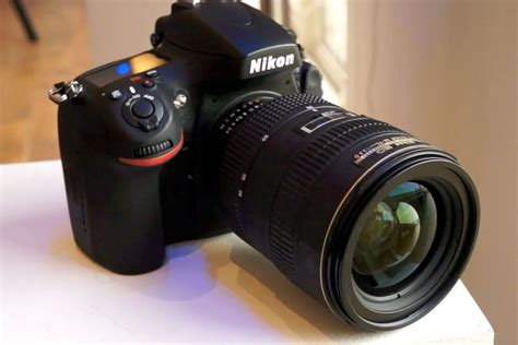 Nikon teases D800's video power with short film - The Verge