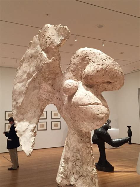 Picasso Sculpture at The Museum of Modern Art - Roni Feinstein