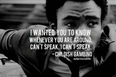 43 best Childish Gambino Quotes images on Pinterest