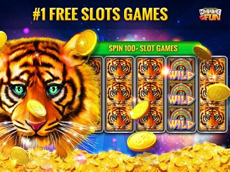 House of Fun Slot Machines on PC and Mac with Bluestacks