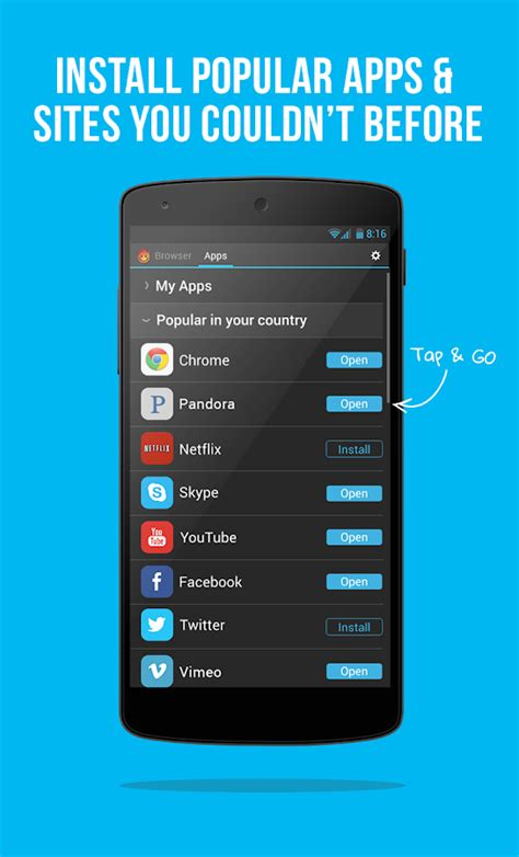 Hola Free VPN Proxy Apk Mod Unlimited   Android Apk Mods