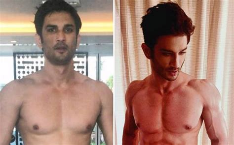 The 8-week-long routine that gave Sushant his enviable 8