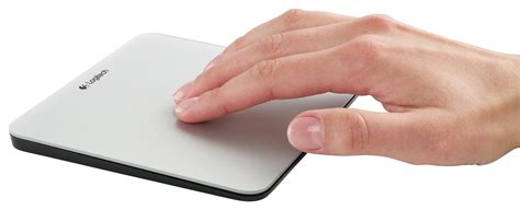 Anmeldelse: Logitech Rechargeable Trackpad for Mac