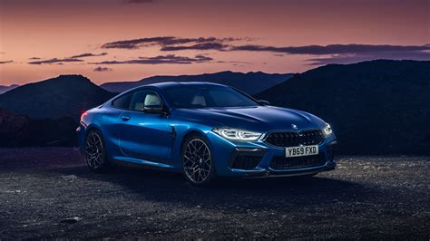 BMW M8 Competition Coupe 2019 5K Wallpapers   HD