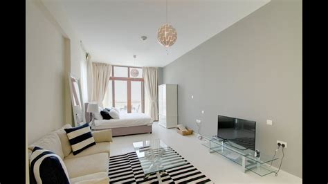 Fully Furnished Studio Apartment in Palm Views East, Dubai