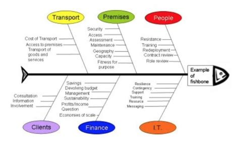 Fishbone diagrams | Point of Care Foundation