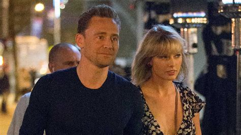 Tom Hiddleston Introduces Taylor Swift to His 'Thor