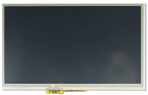 """7"""" Touchscreen Raspberry PI LCD from Crystalfontz"""
