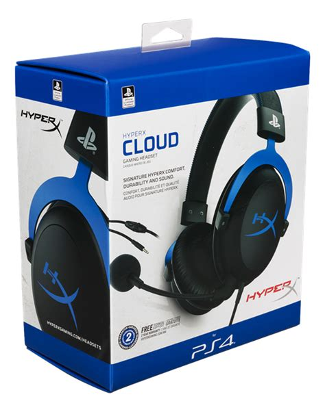 HyperX Cloud Headset For PS4